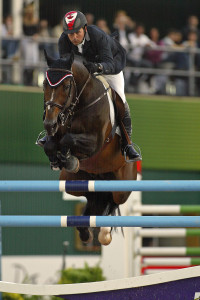 Canada's Eric Lamaze and Hickstead placed second in the €285,000 Global Champions Tour Grand Prix on Saturday, August 1, in Rio de Janeiro, Brazil. Photo by Global Champions Tour