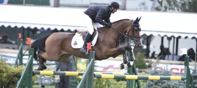 Eric Lamaze Gives Insider's View on Spruce Meadows 'Masters'