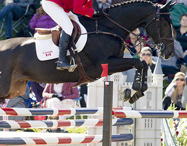 Canadian Show Jumping Team Clinches BMO Nations' Cup Title