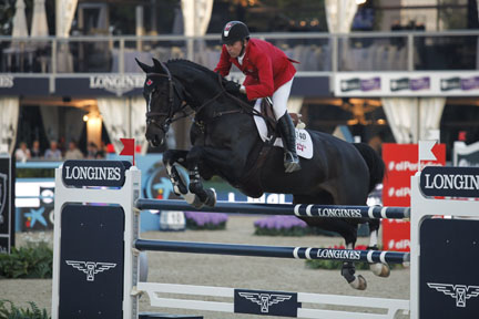 Canada Moves into the Second Round of Furusiyya FEI Nations Cup™ Final with Clear Ride from Candele